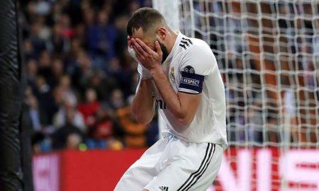 Real Madrid está fuera de la Champions