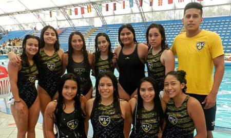 Nacional Sub-18 de waterpolo ya tiene campeones