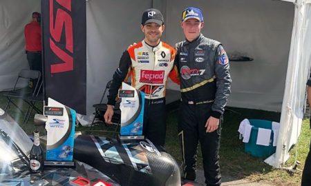 Rodrigo Pflucker lidera el Campeonato Imsa Prototype Challenge en EE. UU.