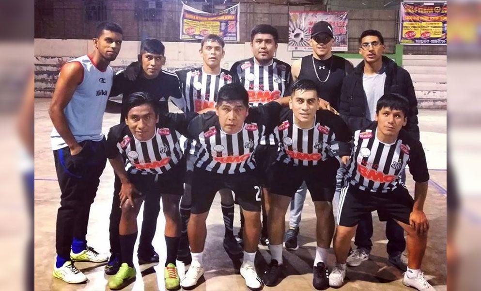 El Emperador FC se impuso 6-2 a Gold Star por el grupo B de la categoría Libre.