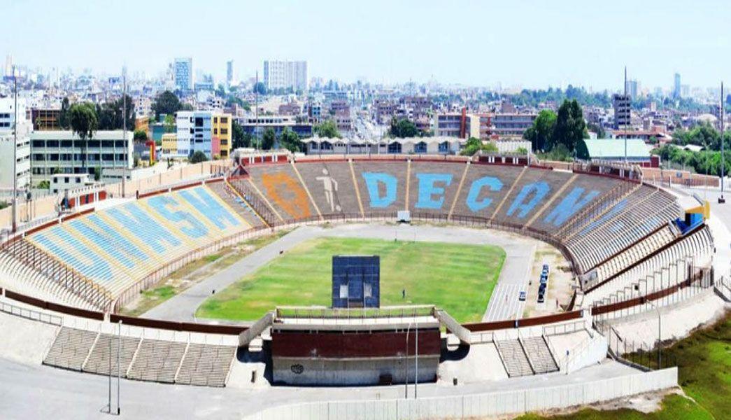 El estadio San Marcos es un proyecto de mejoramiento y modernización de distintos escenarios.