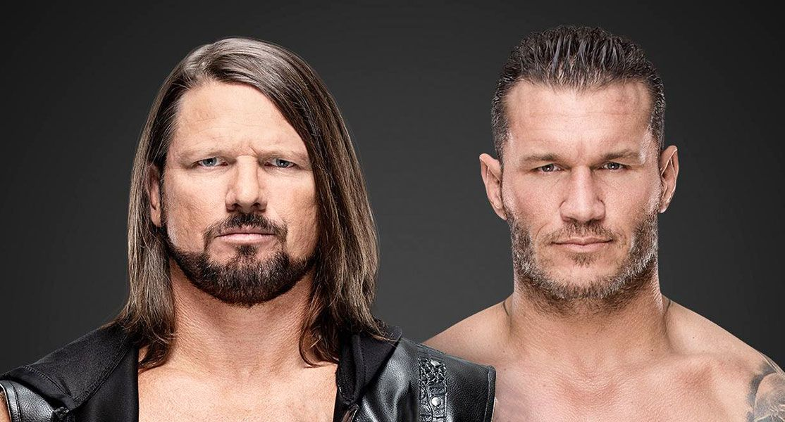 Es oficial: AJ Styles vs. Randy Orton en WrestleMania