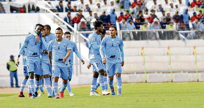 Binacional venció a Universitario por la fecha 7 del Apertura.
