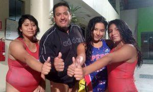 Arequipeñas ya se encuentran en Lima para entrenar.