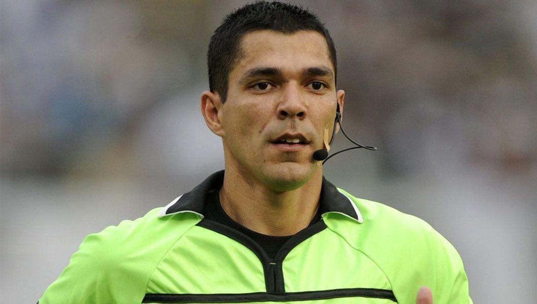 Terna paraguaya para el Palmeiras vs. Melgar