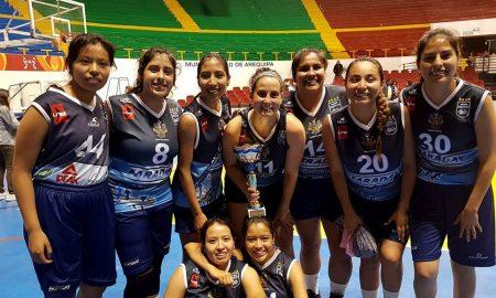 Son las actuales bicampeonas de la liga nacional femenina.