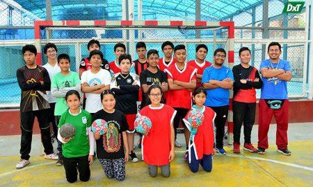 Arequipa: I Liga Apertura de Handball en abril