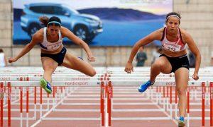 Diana Bazalar ganó su primera prueba del año en Estados Unidos