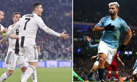 Champions League: Juventus y Manchester City pasan a cuartos de final