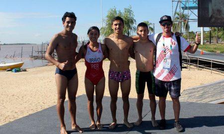 Perú inicia su participación en los Juegos Suramericanos de Playa