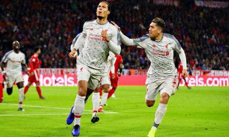 Champions League: Liverpool ganó 3-1 a Bayern Munich y clasificó a cuartos de final