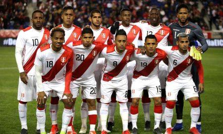 Próximo amistoso de Perú, fecha y hora del partido