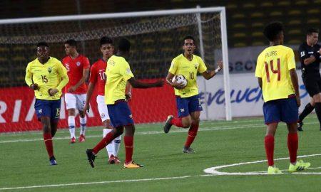 Sudamericano Sub-17: Ecuador es el primer clasificado al hexagonal final