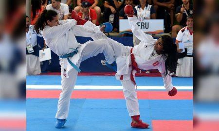 Selección de karate lista para el Panamericano Senior Panamá 2019
