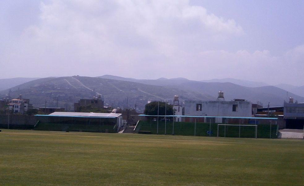 Villa Deportiva de Fútbol cuenta con nuevo sistema de agua potable y estrena dos camerinos