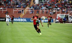 Sánchez puso el pecho y analizó la derrota ante Palmeiras