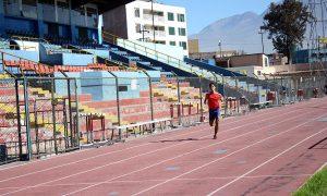 Desde este viernes arrancará instalación de nueva pista atlética de estadio Melgar