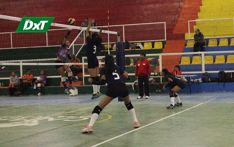 Sexteto de Atlético Faraday es campeón del regional de vóleibol mayores