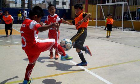 Túpac Amaru A ganó dos de los cinco títulos que disputó en la liguilla del tradicional torneo de futsal