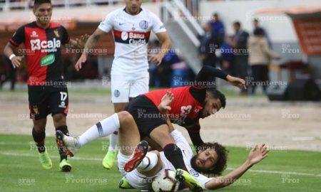 Melgar y Sal Lorenzo empataron 0-0 en Copa Libertadores