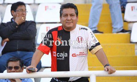 Liga 1: Así se inició el partido entre el FBC Melgar y UniversitarioLiga 1: Así se inició el partido entre el FBC Melgar y Universitario
