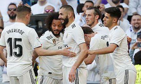 Con goles de Isco y Gareth Bale, Real Madrid derrotó 2-0 al Celta
