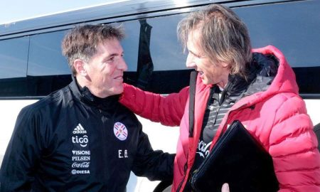 Ricardo Gareca afina el mejor once para enfrentar a Paraguay