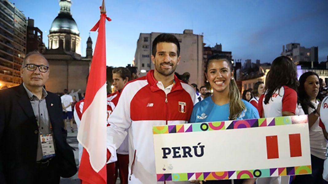 Se inauguraron los Juegos Suramericanos Rosario 2019