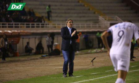 Melgar es el primer equipo que dirige como técnico.