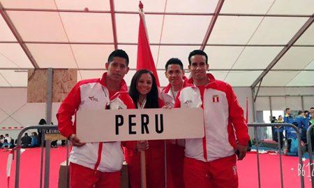 Perú logra medallas de oro, plata y bronce en Open de Karate en Panamá