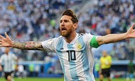 Es oficial: Messi vuelve a la selección de Argentina