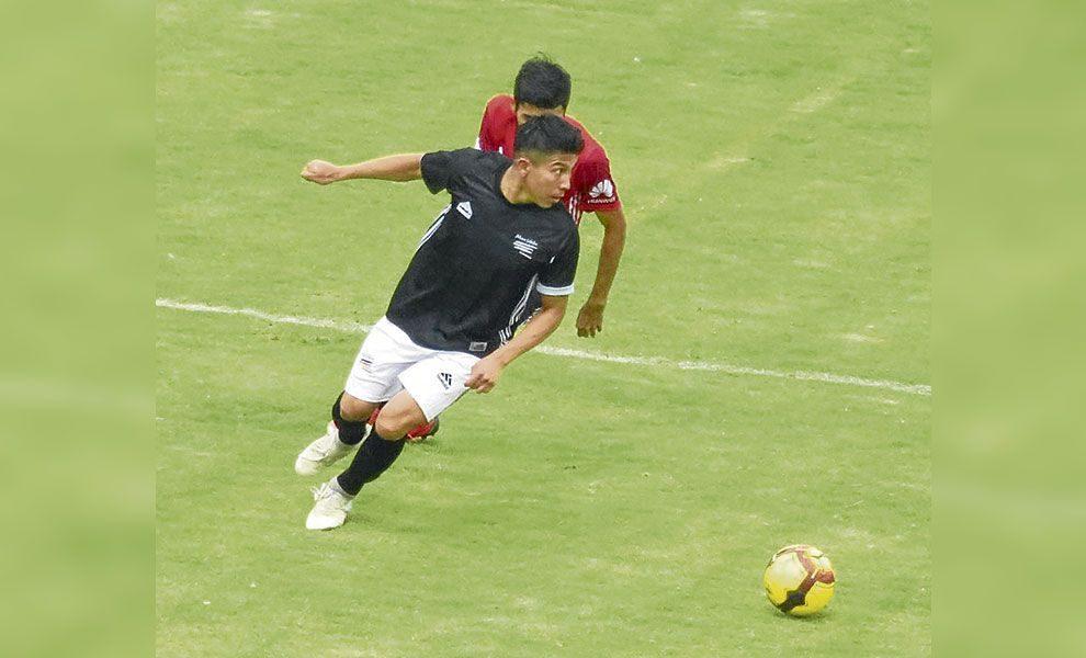 Liga de fútbol de Arequipa.