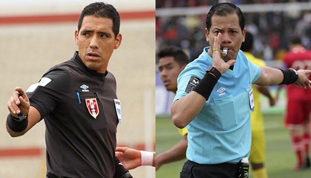 Árbitros Haro y Carrillo por Perú dirigirán en Copa América de Brasil 2019