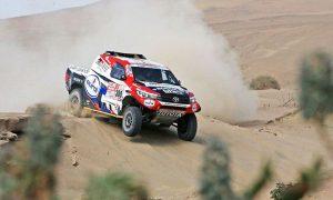 Competencia se disputará íntegramente en desierto saudí.