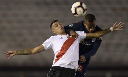 Libertadores: River venció a la blaquiazul en la cuarta fecha del grupo A