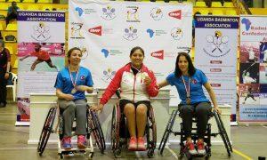 Pilar Jaúregui superó a la turca Emine Seckin y ganó la medalla de oro en singles.