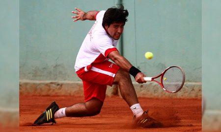 Arequipeño en la Copa Davis