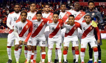 Perú cae en ranking mundial FIFA y salió del top 20