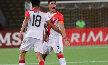 Sub 17: esperan resultados del partido entre Argentina y Ecuador