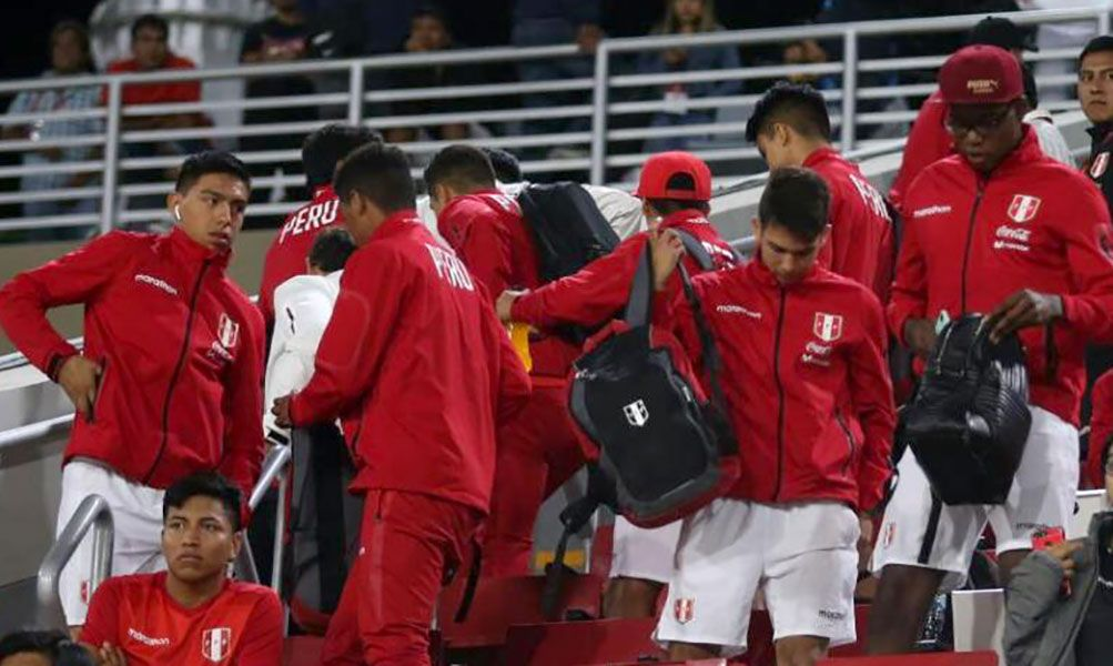 Diferencia de goles deja a Perú fuera de la Copa Mundial de Fútbol Sub-17
