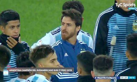 Tras goleada surgieron suspicacias sobre la actuación de Argentina ante Ecuador.