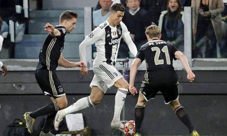 Champions League: La Juventus de Cristiano Ronaldo es eliminado por Ajax