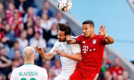 Atacante de Werder Bremen recibió el fin de semana ovación de hinchas de Bayern Munich.