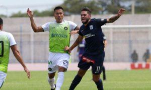 Alianza Lima sigue sin poder ganar en la Liga 1