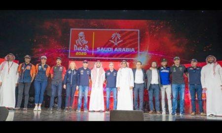 Rally Dakar será en Arabia Saudita