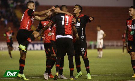 Melgar recibe esta noche (21 h) a Palmeiras por Libertadores