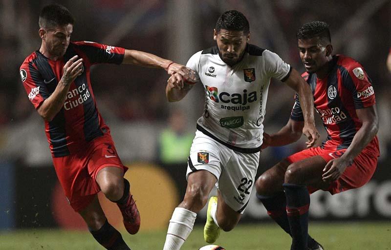 Melgar tendrá que guerrear para pasar a octavos de la Libertadores