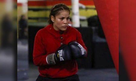 Boxeadora nacional pide que su caso sea atendido.