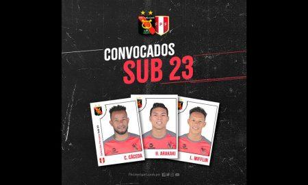 La Selección puede llamar a tres jugadores mayores.