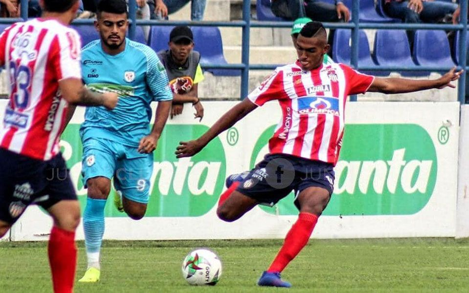 Copa Libertadores: Junior llega hoy a la Ciudad Blanca